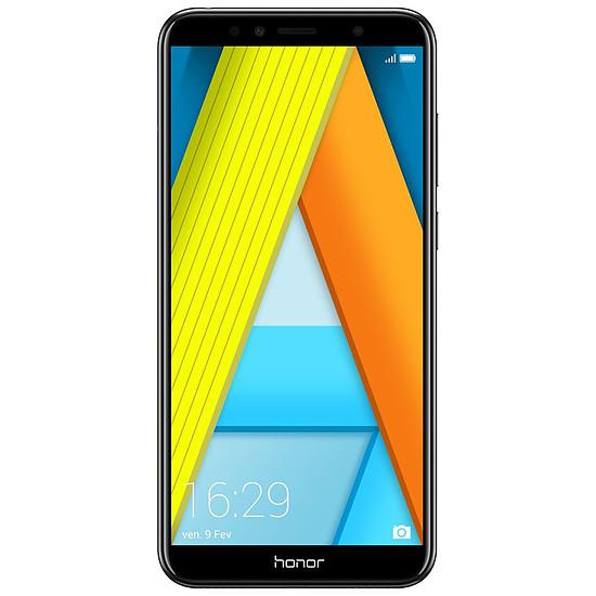Smartphone et téléphone mobile Honor 7A (noir) - 2 Go - 16 Go