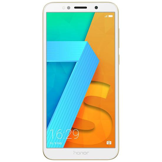 Smartphone et téléphone mobile Honor 7S (or) - 2 Go - 16 Go