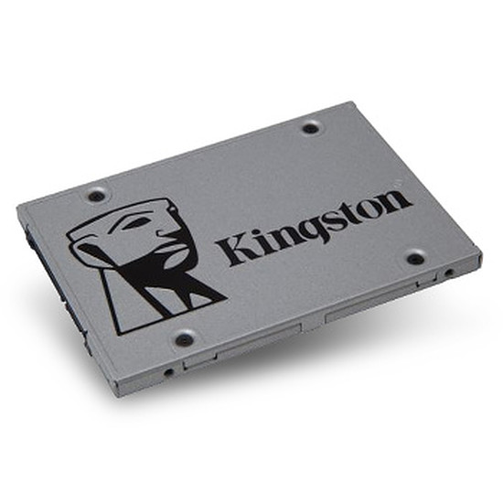 Disque SSD Kingston SSDNow UV400 - 120 Go + EVGA BT 450W
