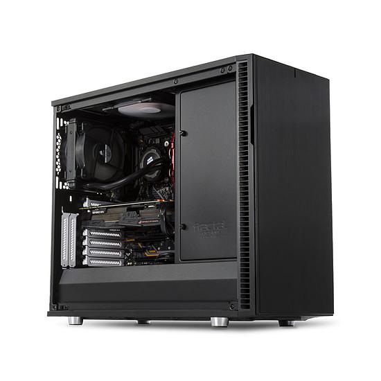 PC de bureau Materiel.net HellFire - Powered by Asus [ Win10 - PC Gamer ]