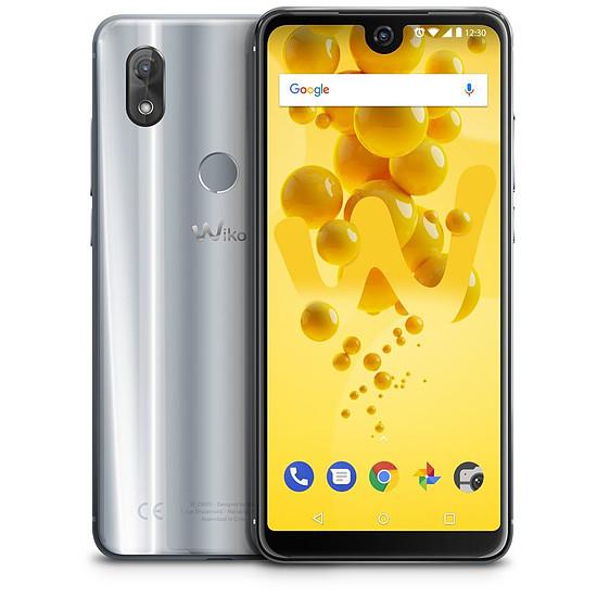 Smartphone et téléphone mobile Wiko View 2 (gris) - 4G - 32 Go - 3 Go