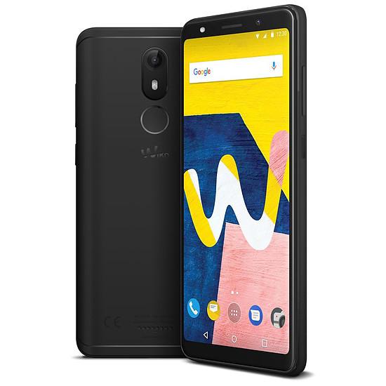 Smartphone et téléphone mobile Wiko View Lite (noir) - 4G - 16 Go - 2 Go