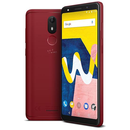 Smartphone et téléphone mobile Wiko View Lite (rouge) - 4G - 16 Go - 2 Go