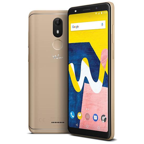 Smartphone et téléphone mobile Wiko View Lite (or) - 4G - 16 Go - 2 Go