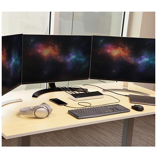 Station d'accueil PC portable StarTech.com Station d'accueil USB-C - Autre vue