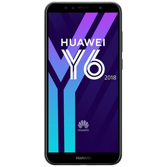 Smartphone et téléphone mobile Huawei Y6 2018 (noir)