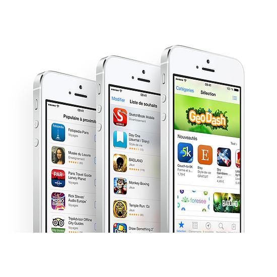 Smartphone et téléphone mobile Remade iPhone 5s (or) - 32 Go - iPhone reconditionné - Autre vue