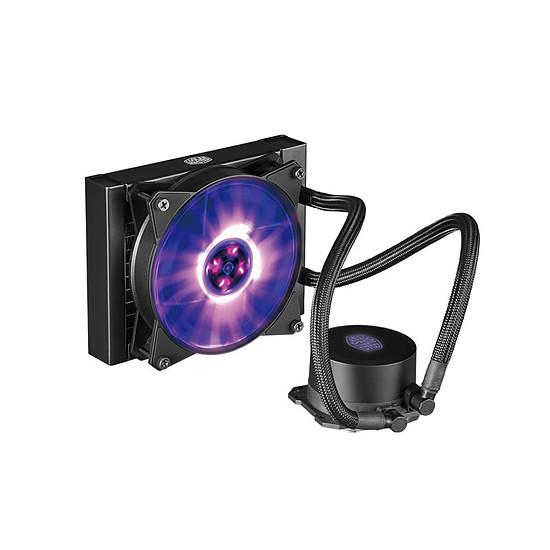 Refroidissement processeur Cooler Master MasterLiquid ML120L RGB - Autre vue