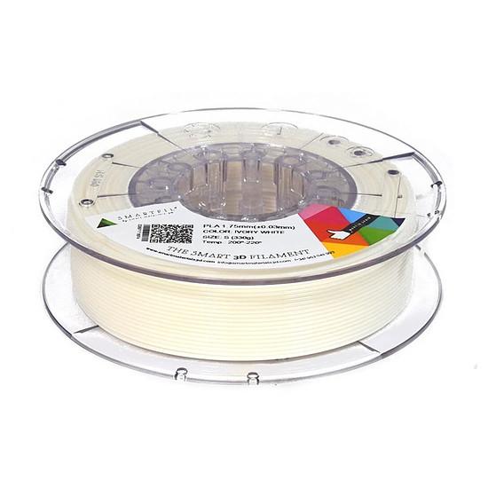 Filament 3D Smartfil ABS - Blanc 2.85 mm