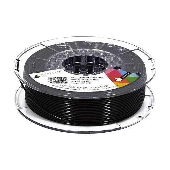 Filament 3D Smartfil PLA - Noir 1.75 mm