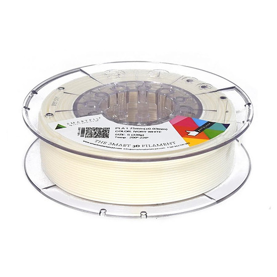 Filament 3D Smartfil PLA - Blanc 2.85 mm