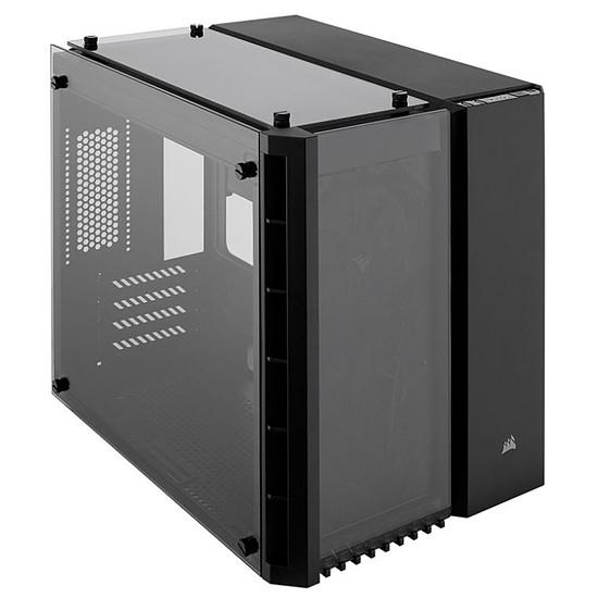 Boîtier PC Corsair Crystal Series 280X - Black