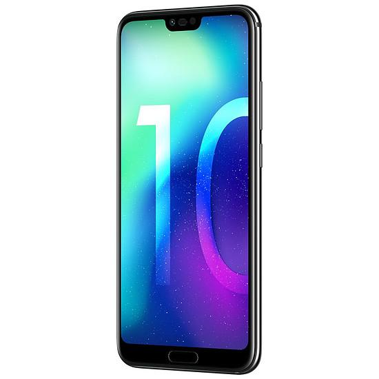Smartphone et téléphone mobile Honor 10 (noir) - 4 Go - 64 Go