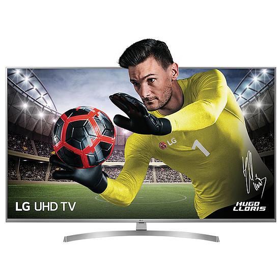 TV LG 55UK7550 TV UHD 139 cm - Autre vue