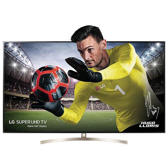 TV LG 55SK9500 TV LED UHD 139 cm - Autre vue