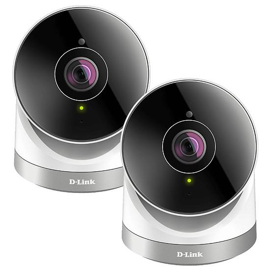 Caméra IP D-Link - DCS-2670L (Pack de 2)