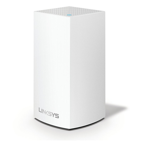 Point d'accès Wi-Fi Linksys Velop - VLP0101 - Système WiFi Multiroom AC1200