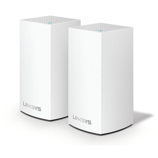 Point d'accès Wi-Fi Linksys Velop - VLP0102 - Système WiFi Multiroom AC1200