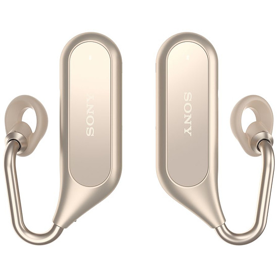 Kits mains libres Sony Xperia Ear Duo (champagne) - Autre vue