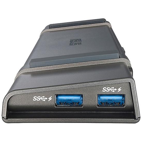Station d'accueil PC portable ASUSPRO Station d'accueil USB3.0 HZ-3B - Autre vue