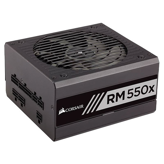 Alimentation PC Corsair RM550x v2 - 550W