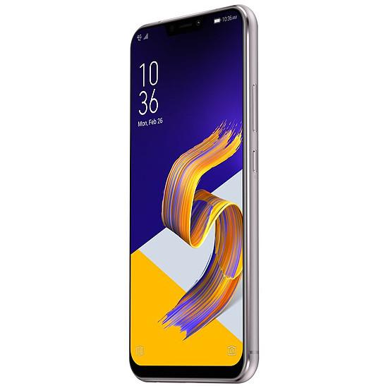 Smartphone et téléphone mobile Asus ZenFone 5Z (gris météore) - 6 Go - 64 Go