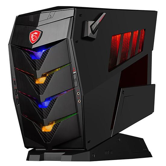 PC de bureau MSI Aegis 3 8RG-045FR - i7 - GTX 1070 Ti - 16 Go - SSD