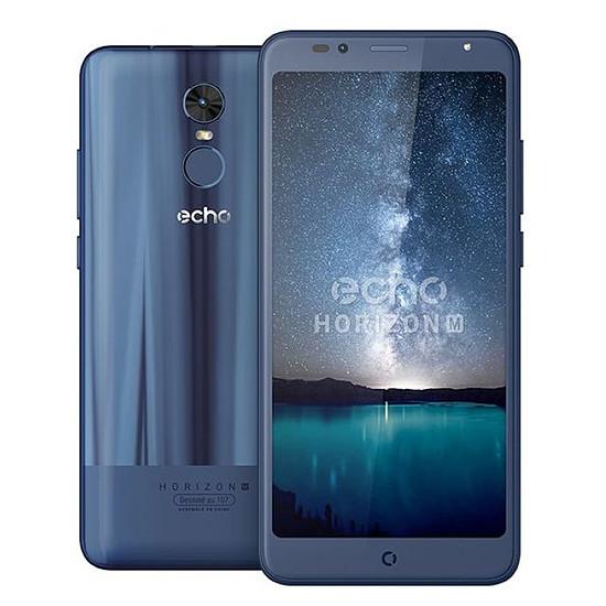 Smartphone et téléphone mobile Echo Horizon M (bleu) - 16 Go - 2 Go