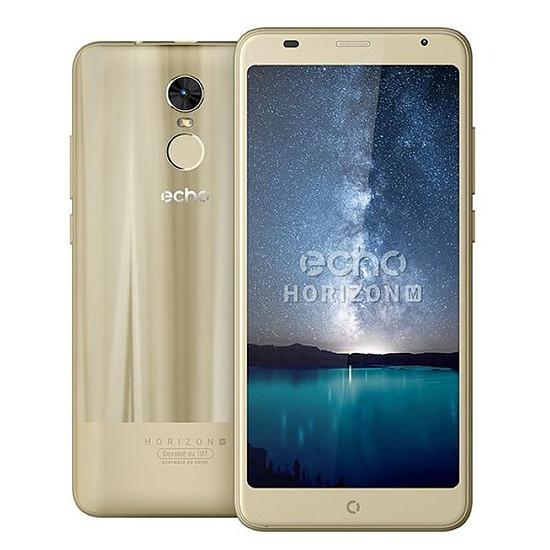 Smartphone et téléphone mobile Echo Horizon M (titane) - 16 Go - 2 Go