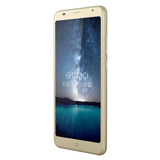 Smartphone et téléphone mobile Echo Horizon M (titane) - 16 Go - 2 Go - Autre vue