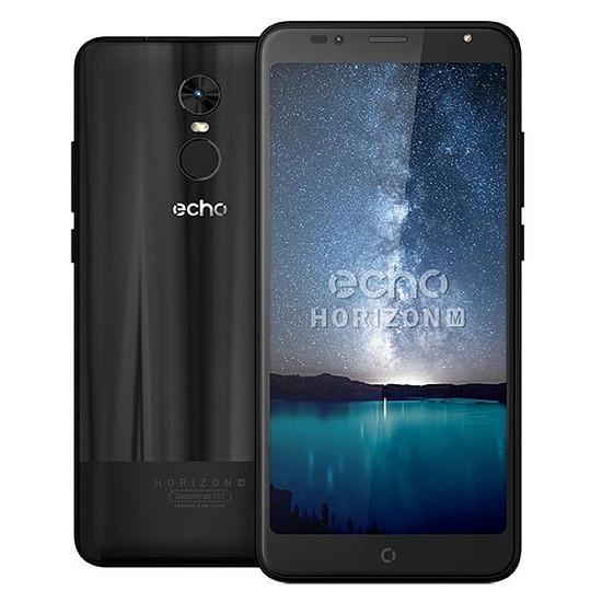 Smartphone et téléphone mobile Echo Horizon M (noir) - 16 Go - 2 Go