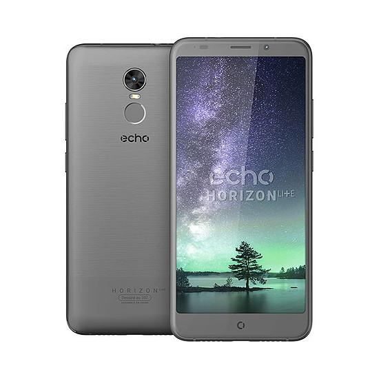 Smartphone et téléphone mobile Echo Horizon Lite + (gun metal)