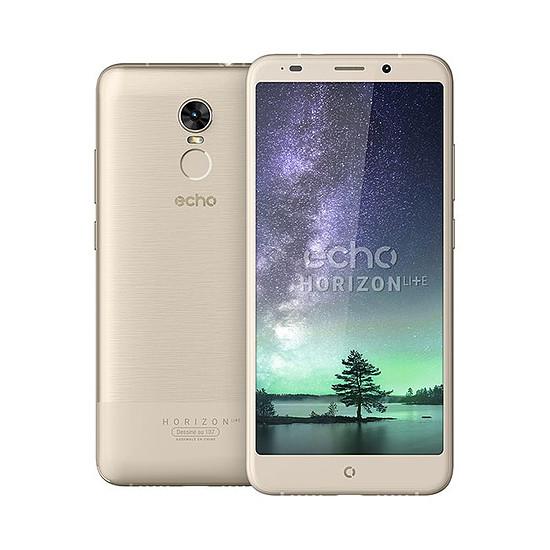 Smartphone et téléphone mobile Echo Horizon Lite + (titanium)