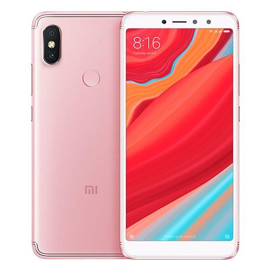 Smartphone et téléphone mobile Xiaomi Redmi S2 (rose) - 32 Go - 3 Go