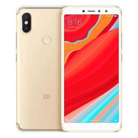 Smartphone et téléphone mobile Xiaomi Redmi S2 (or) - 32 Go - 3 Go