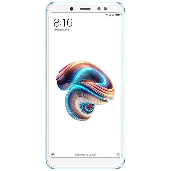 Smartphone et téléphone mobile Xiaomi Redmi Note 5 (bleu) - 64 Go - 4 Go
