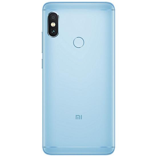Smartphone et téléphone mobile Xiaomi Redmi Note 5 (bleu) - 64 Go - 4 Go - Autre vue