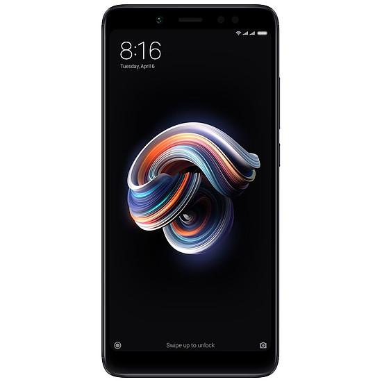 Smartphone et téléphone mobile Xiaomi Redmi Note 5 (noir) - 64 Go - 4 Go