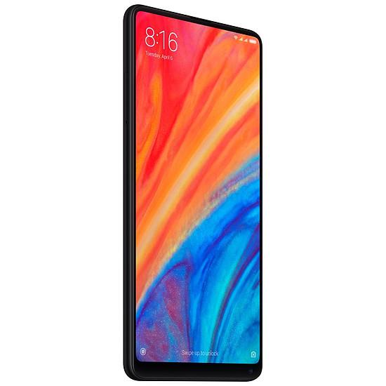 Smartphone et téléphone mobile Xiaomi Mi MIX 2S (noir) - 128 Go