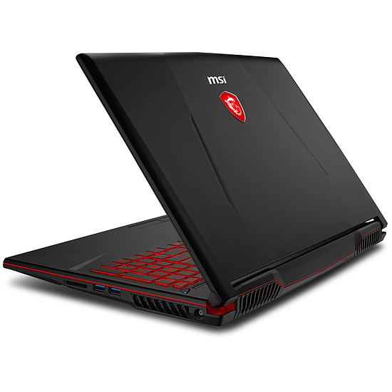 PC portable MSI GL63 8RD-830XFR - Autre vue