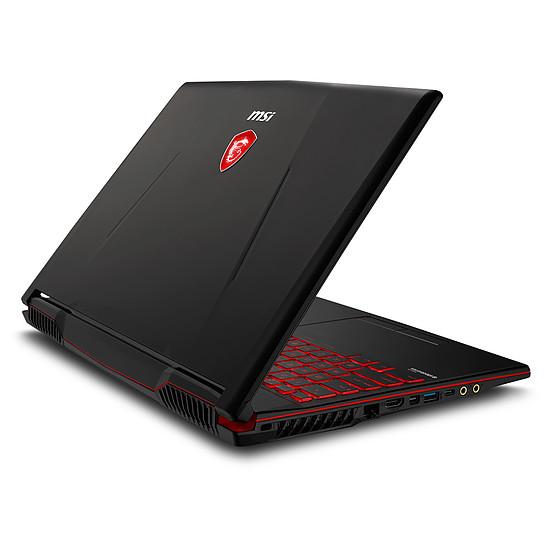 PC portable MSI GL63 8SC-047XFR - Autre vue