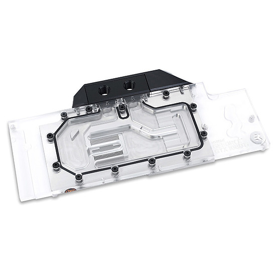 Watercooling EK Water Blocks EK-FC1080 GTX TI - NICKEL