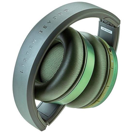 Casque Audio Focal LISTEN Bluetooth Chic Olive - Autre vue