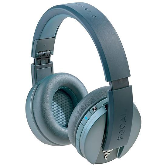 Casque Audio Focal Listen Bluetooth Chic Bleu - Casque sans fil