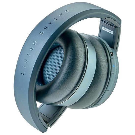 Casque Audio Focal Listen Bluetooth Chic Bleu - Casque sans fil - Autre vue
