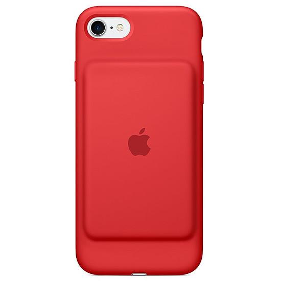 Coque et housse Apple Smart Battery Case (rouge) - iPhone 7