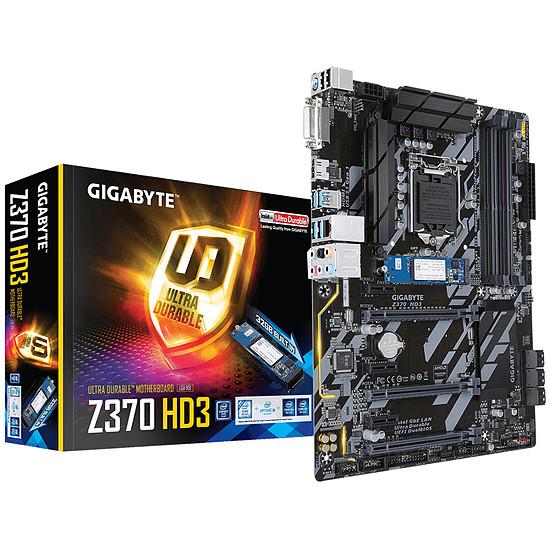 Carte mère Gigabyte Z370 HD3-OP