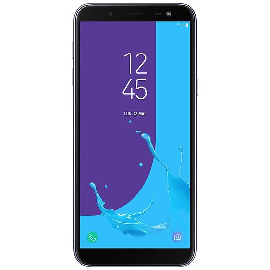 Smartphone et téléphone mobile Samsung Galaxy J6 (orchidée) - 3 Go - 32 Go