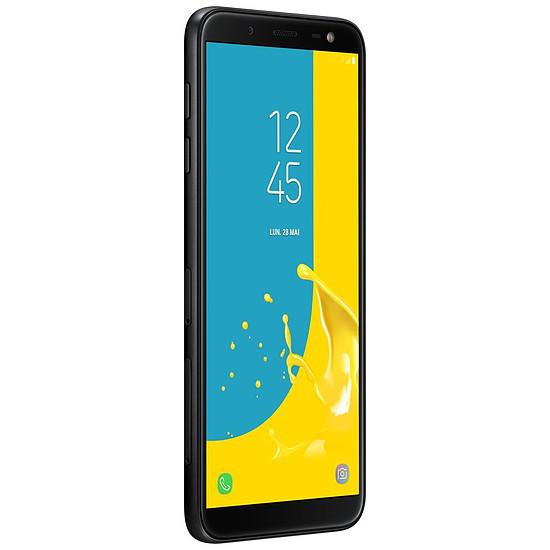 Smartphone et téléphone mobile Samsung Galaxy J6 (noir) - 3 Go - 32 Go - Autre vue
