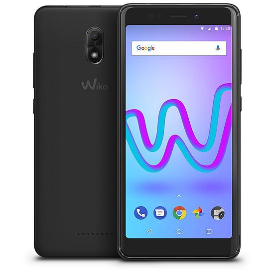 Smartphone et téléphone mobile Wiko Jerry 3 (anthracite)